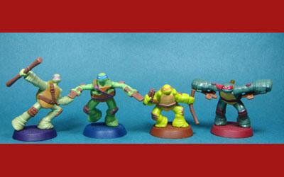 Teenage Mutant Ninja Turtles Brave Fortress Part 3